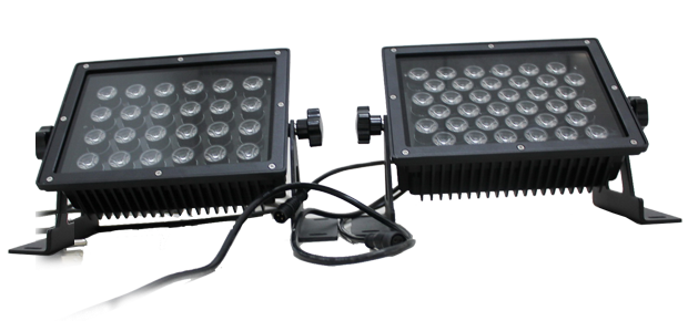 Solar Outdoor Lighting System