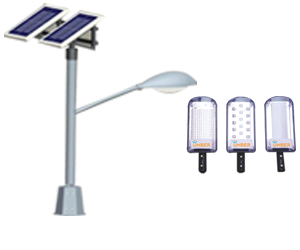 Solar Street Lighting System